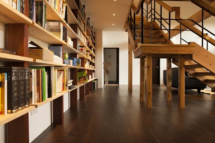 木質地板取代地毯