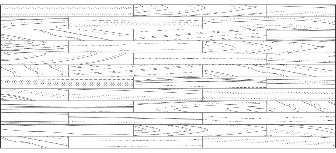 1/2定尺系列木地板