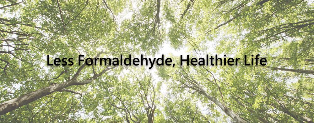 less formaldehyde