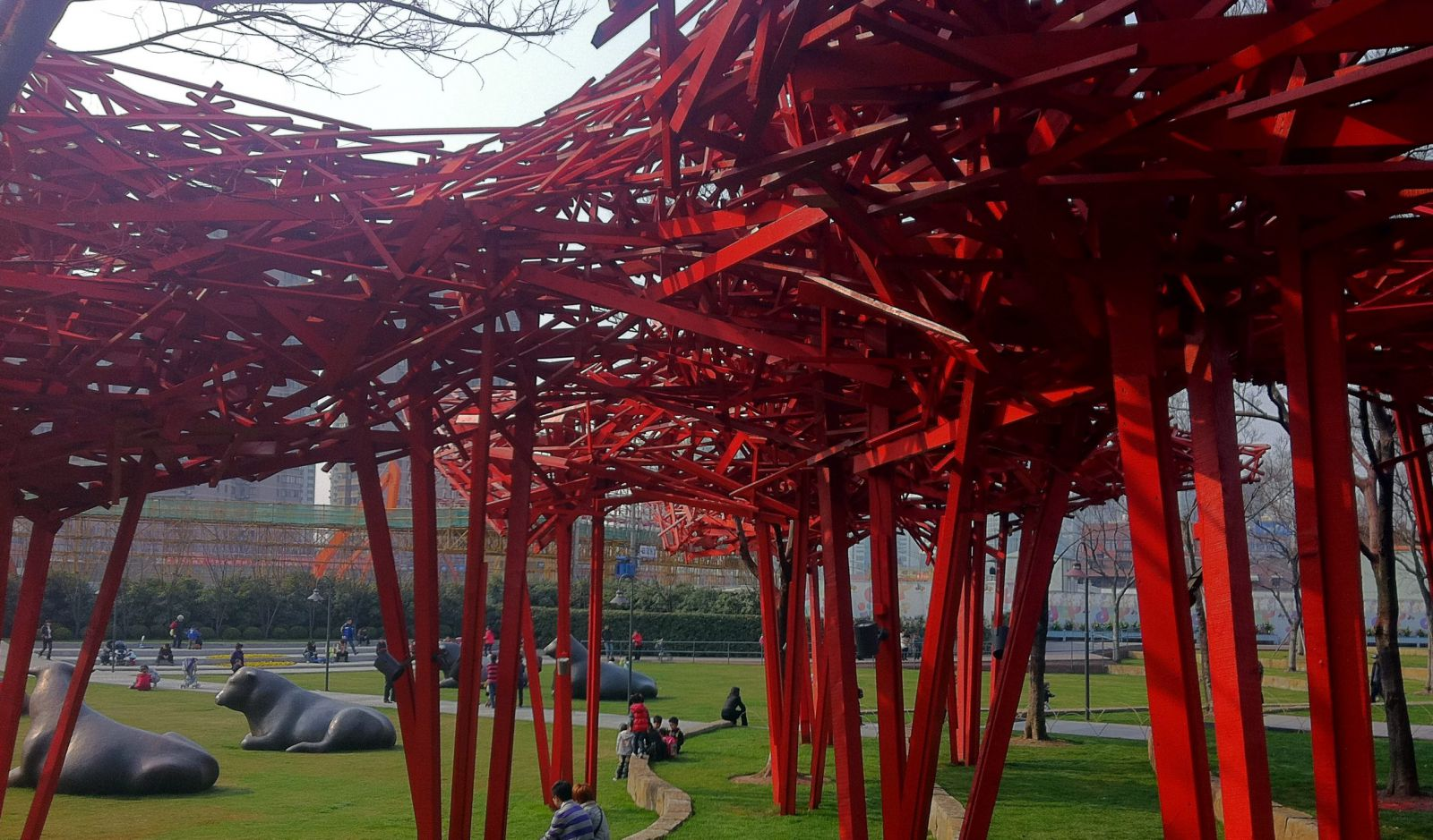 上海靜安雕塑公園