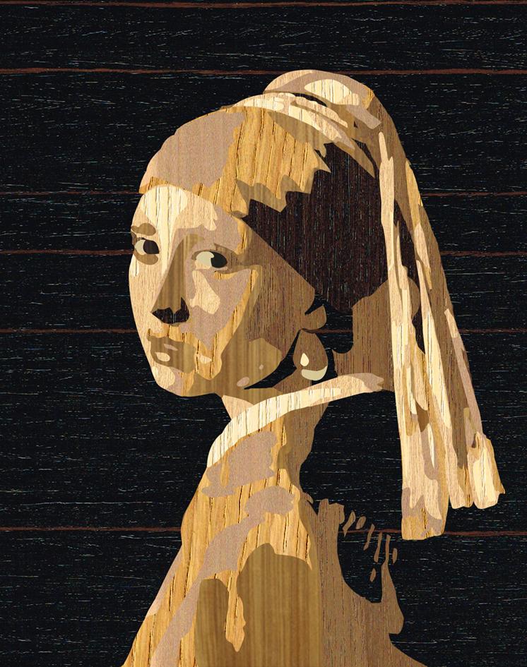 《戴著珍珠耳環的少女》