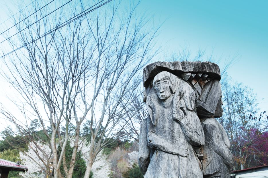 司馬庫斯紀念雕像