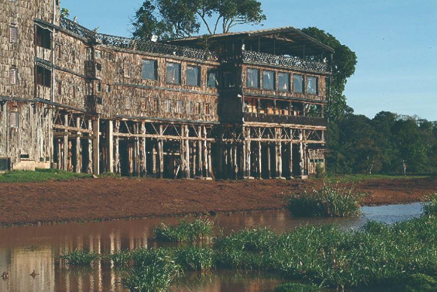 肯亞一樹頂旅館