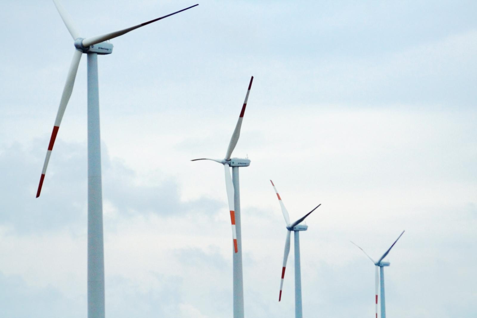 風力能為德國最大的綠能來源