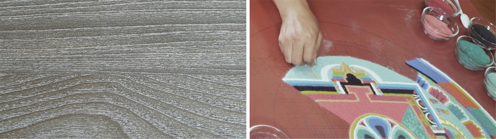 木紋毛細孔